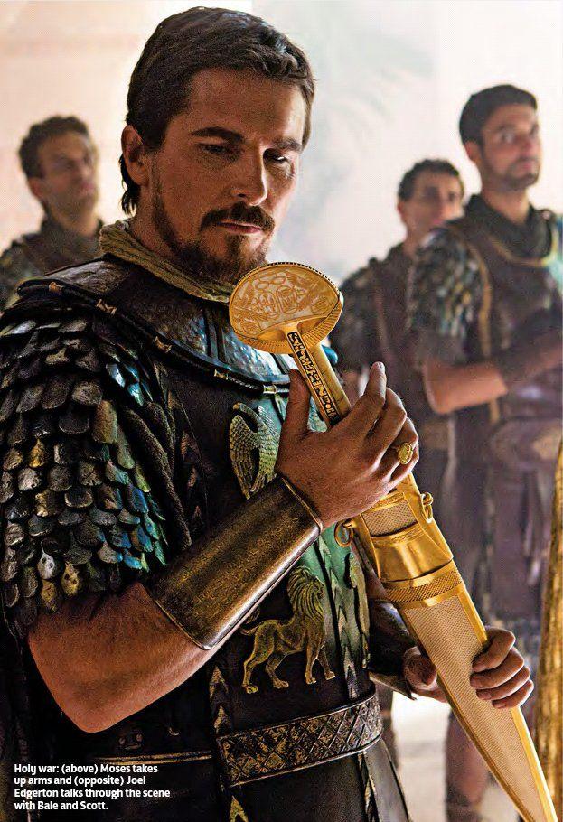 Exodus Gods and Kings Trailer  Ridley Scott Movie