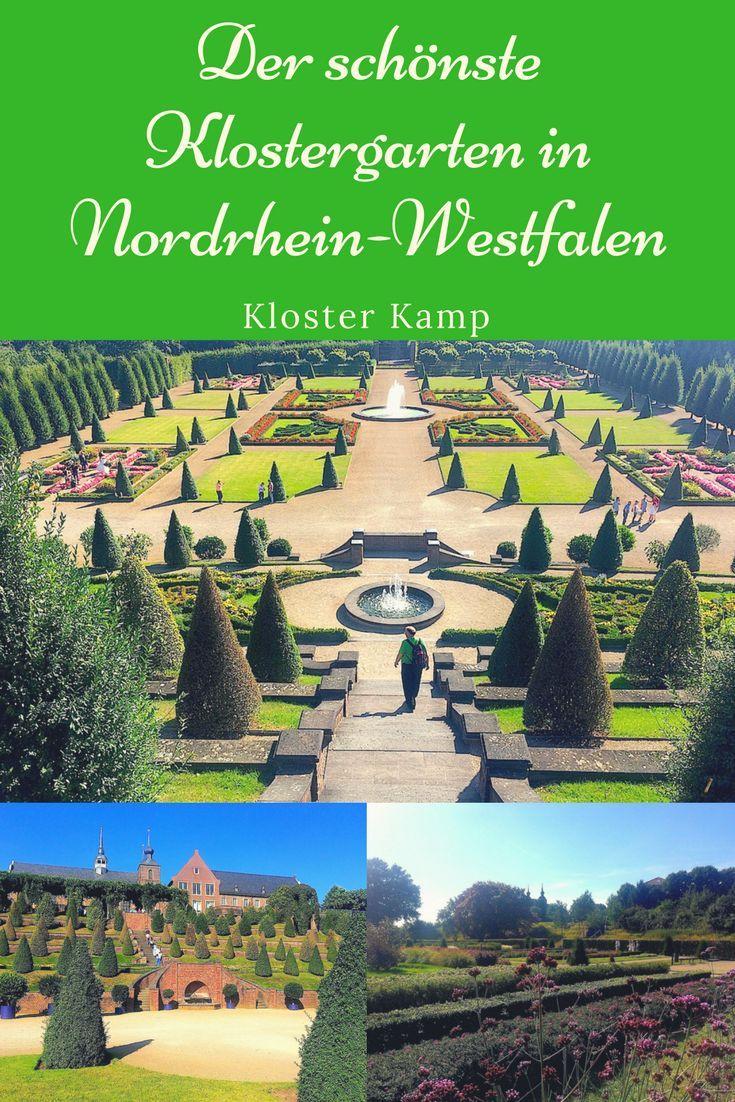 Top 5 Die Schönsten Klöster In Nrw Parks Und Gärten