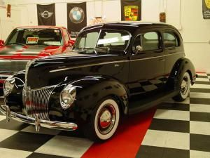 1940 Ford Deluxe 2 Dr Sedan 100k Restoration 1st Place Show Winner Cars Movie Classic Cars Vintage Cars