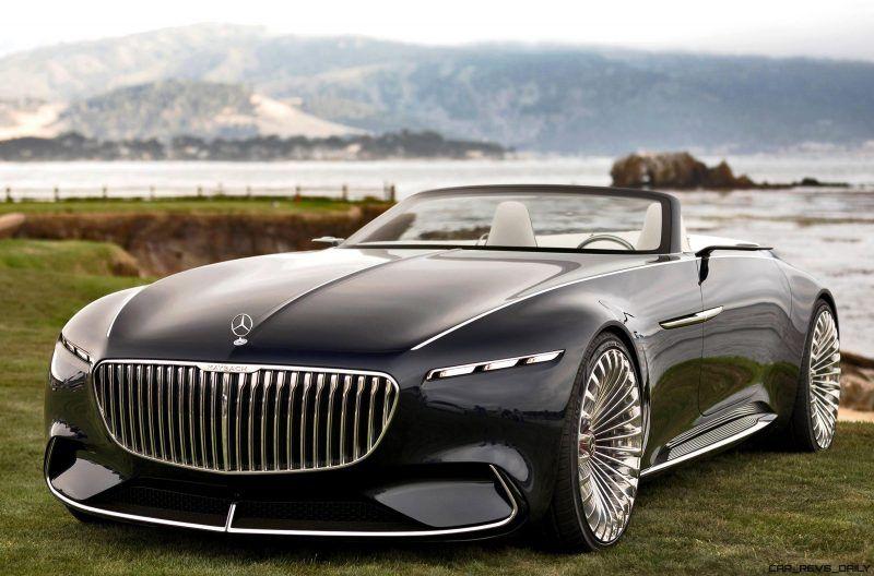 170819 6148 Mercedes Maybach Maybach Cabriolets