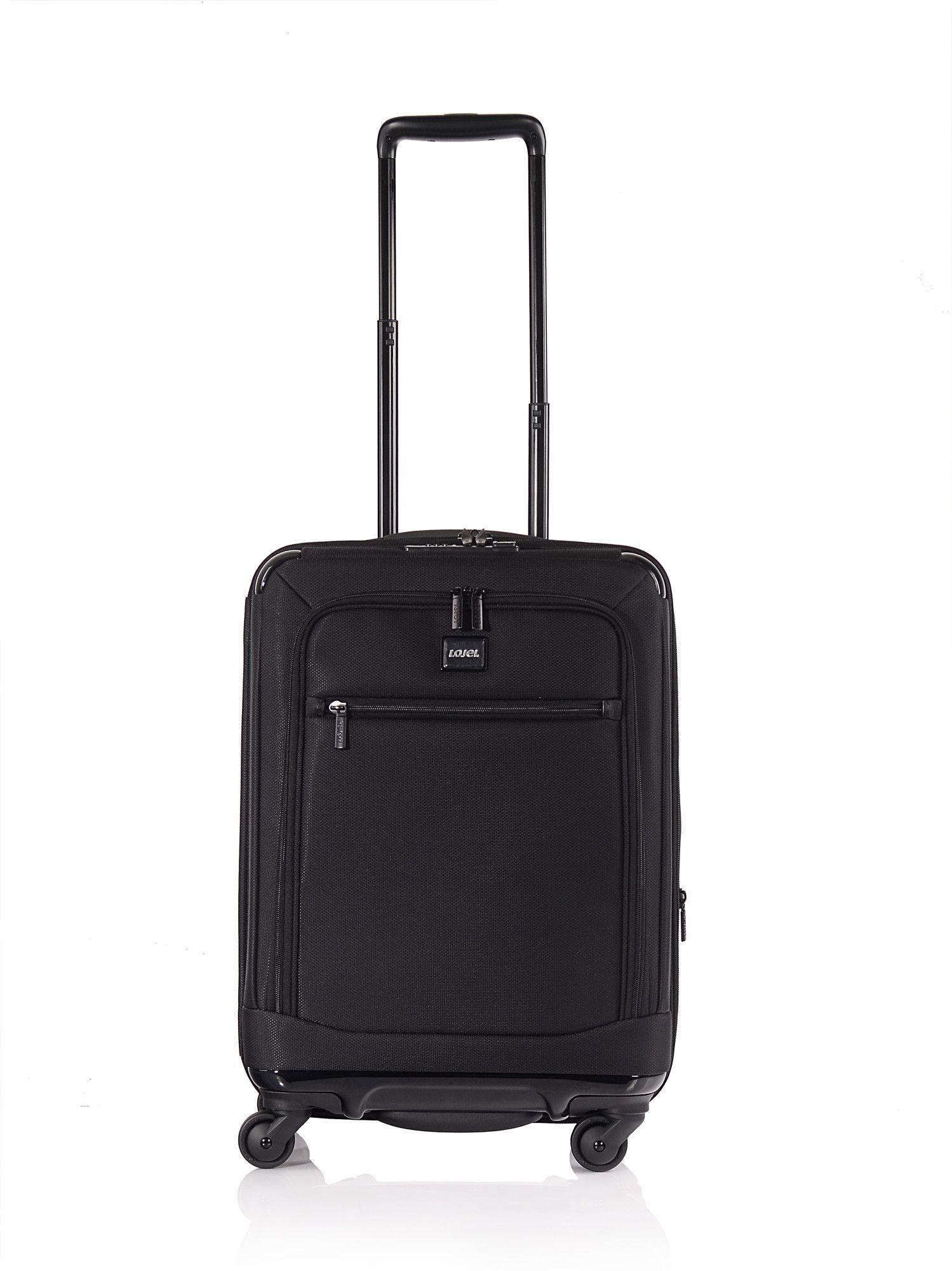 "Exos 19"" Hardside Spinner Carry-On Suitcase"