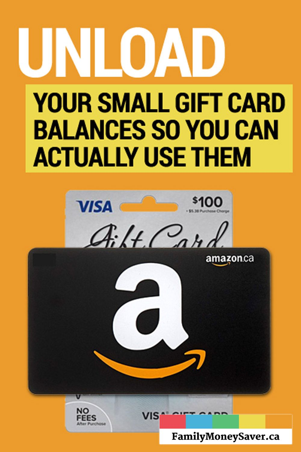 Amazon hack to use your gift cards with small balances in