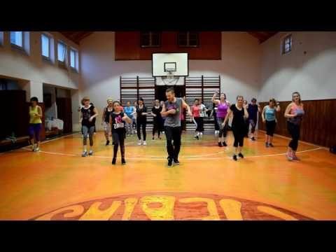 Grupo Bip Salsa Rock Zumba Choreography Youtube Zumba Choreography Youtube