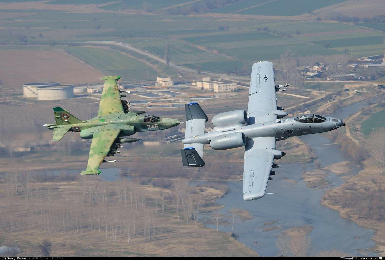 """روسيا تعدل مقاتلات """"Su-25"""" الهجومية F302139479ffa2fdd78d8886b865fa07"""