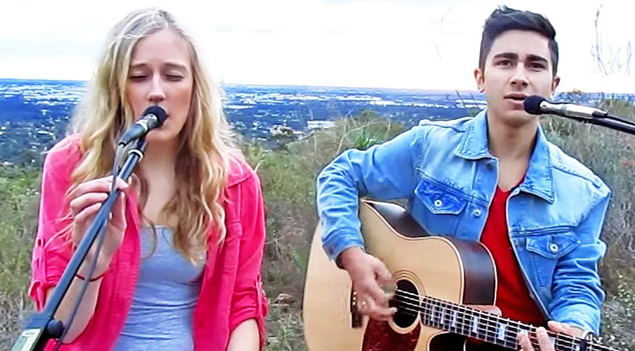 Australian couple delivers heart stopping jolene duet lyric australian couple delivers heart stopping jolene duet publicscrutiny Choice Image