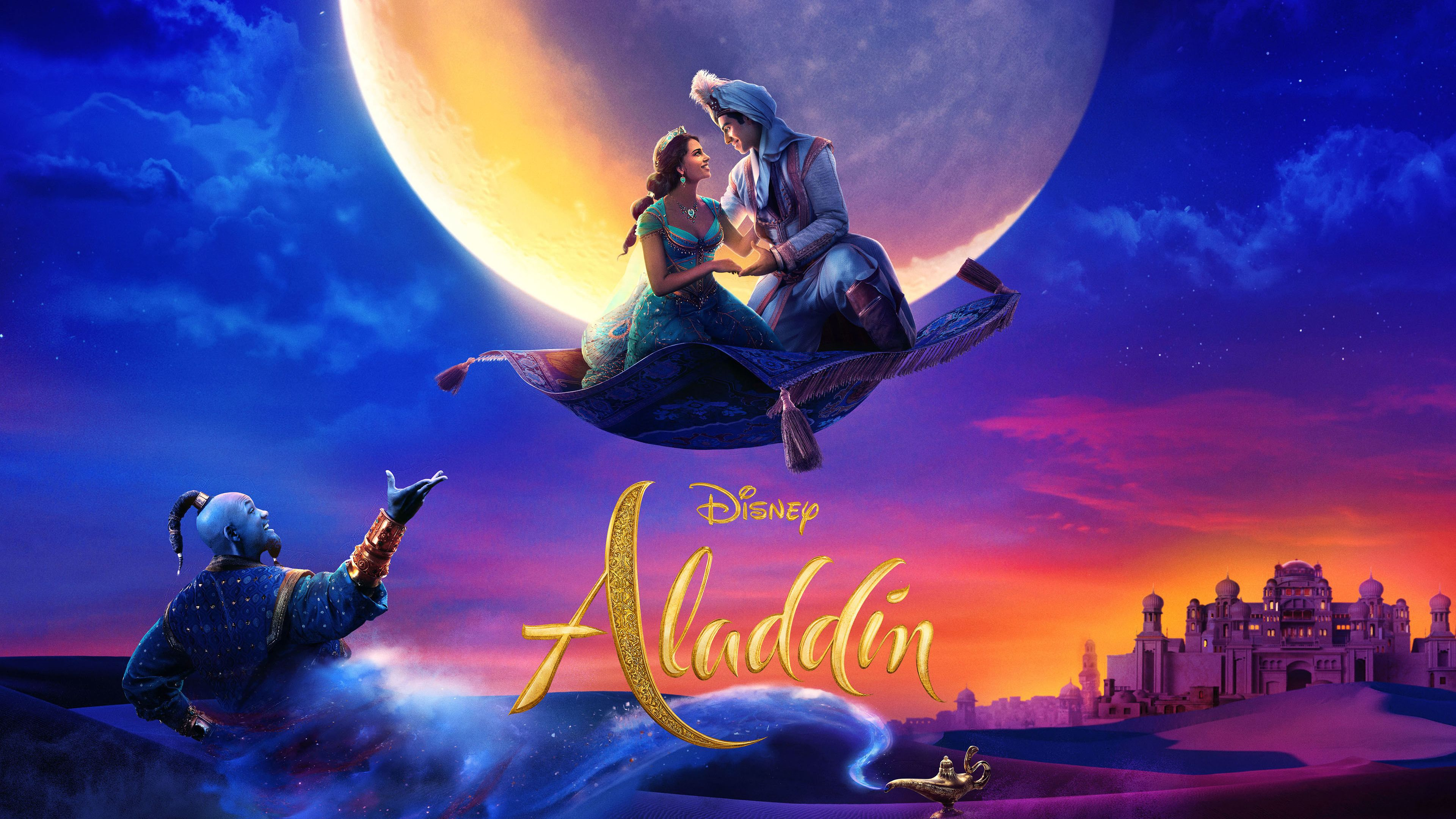 Aladdin 2019 Movie 4k Movies Wallpapers Hd Wallpapers