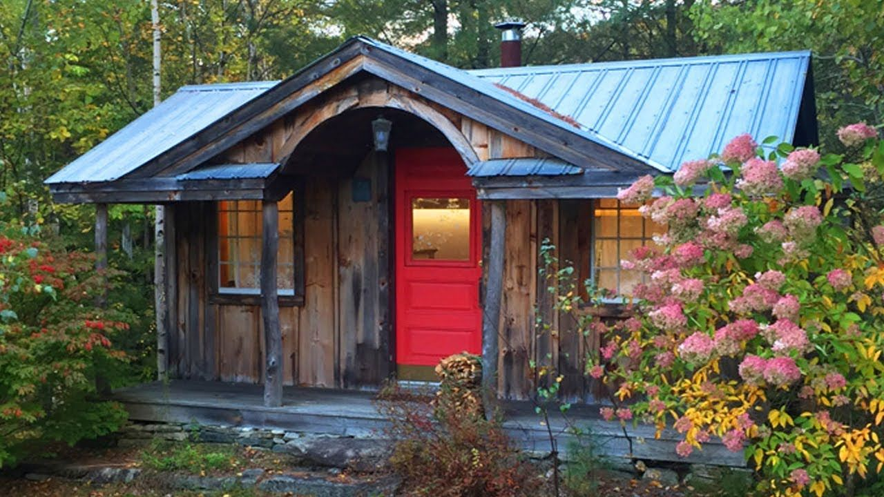 Amazing Gibraltar Cabin Charming Clever Vermont Post