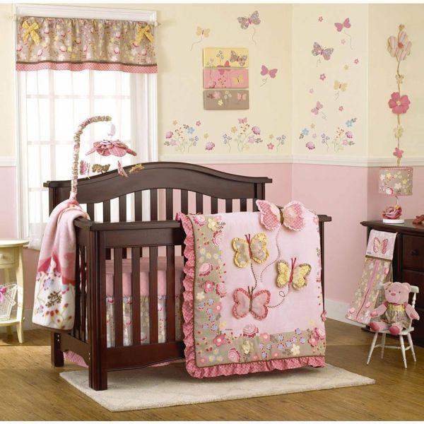 Babyzimmer Rosa Baby Bettwäsche Set Babyzimmer Einrichten Babyzimmer