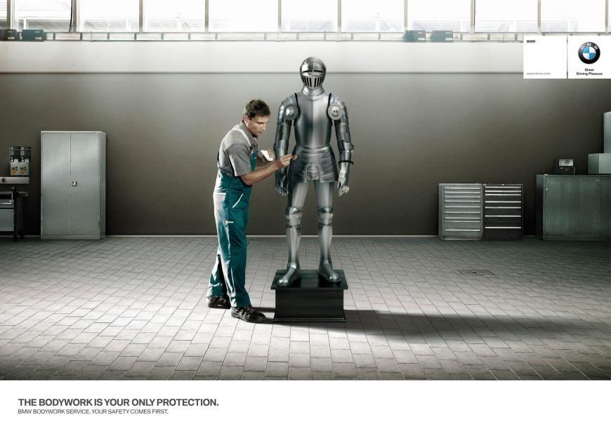 BMW Service Armor Italy