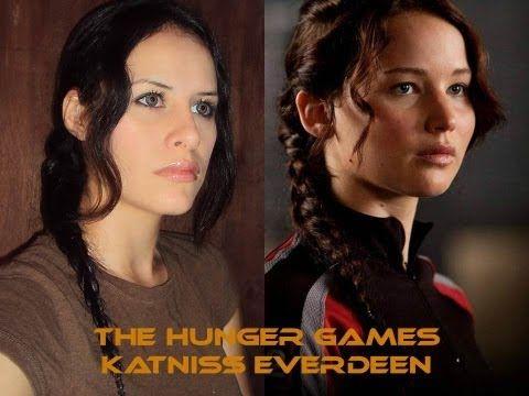 The Hunger Games Katniss Everdeen Natural Makeup using My April Glam Bag Michelle Phan