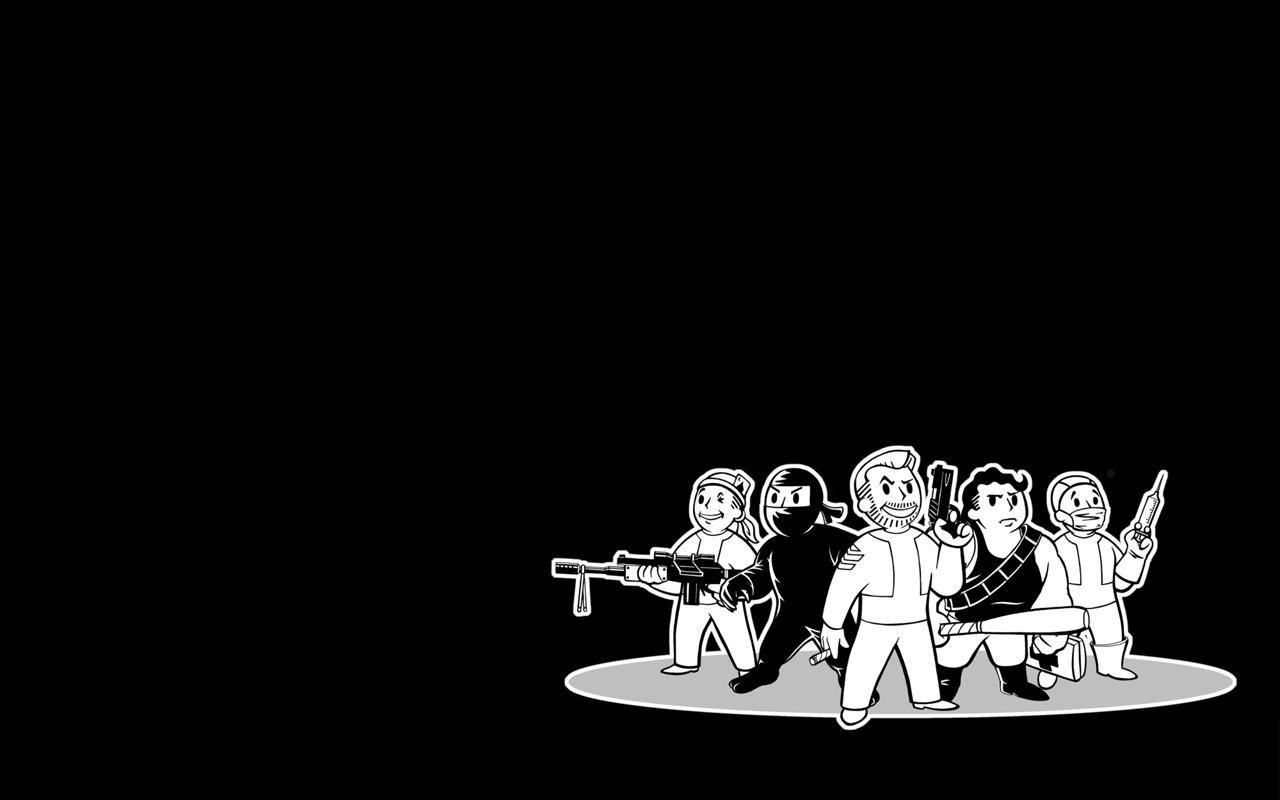 Fallout Logo Wallpaper