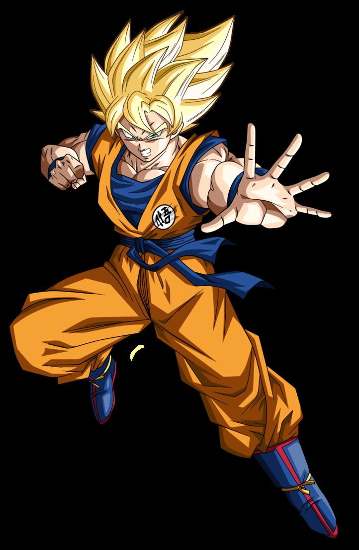 Goku Ssj by Koku78 - Visit now for 3D Dragon Ball Z ...