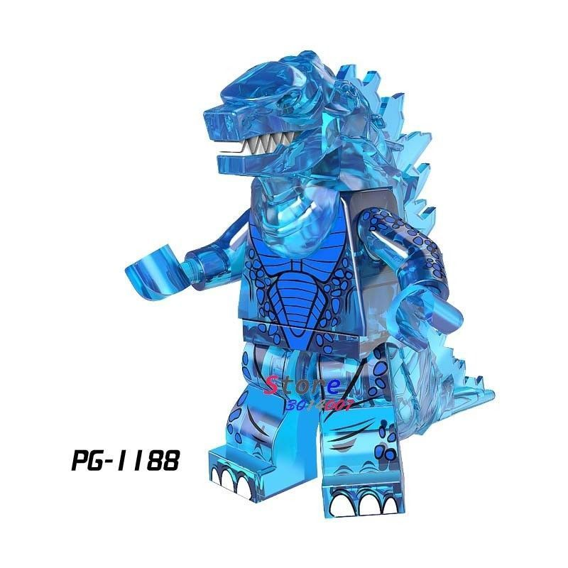 Godzilla Figures Minifigure Building Blocks Monster Action For wZiPkXuTO