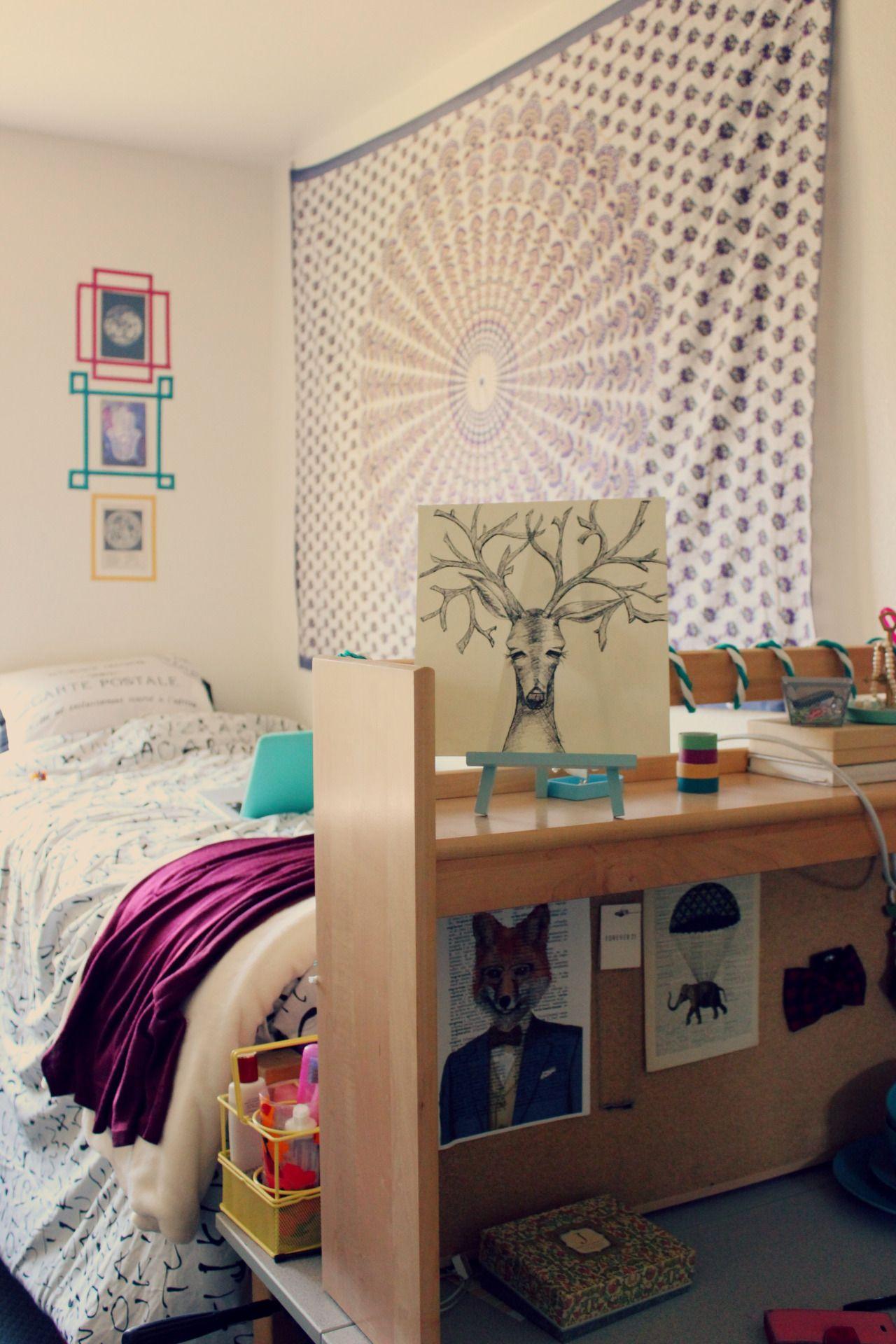 herdormdesign my dorm at university of california riverside