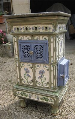 poeles en fa ence et en fonte po les en fa ence anciens rocket stove cie pinterest. Black Bedroom Furniture Sets. Home Design Ideas