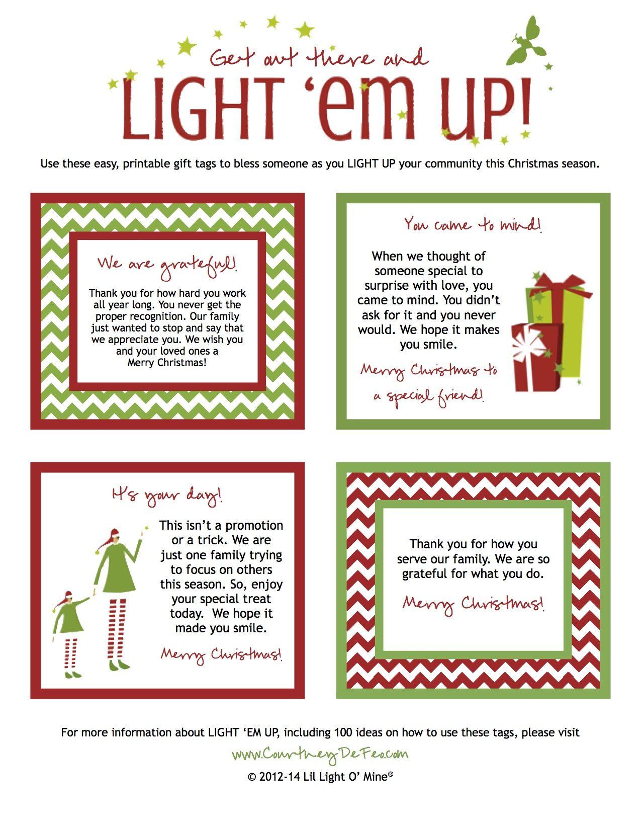 Light 'Em Up 2014 Top 10 Ideas Light em up, Christmas