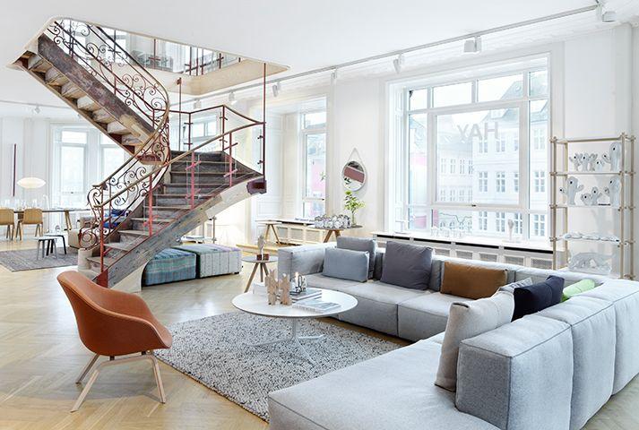 Hay - Interieur Plus   interior design   Pinterest   Lofts and Interiors