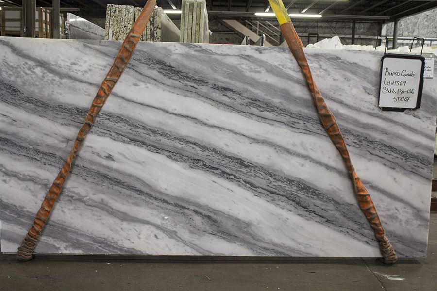 Bianco Caraibi Polished Marble Terrazzo Marble Granite