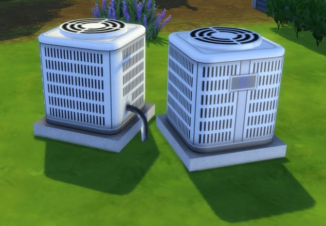 Heating Cooling Units At Sg5150 Via Sims 4 Updates Sims 4