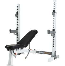 Fitness Gear Pro Olympic Bench Best Home Gym Equipment Workout Gear At Home Gym