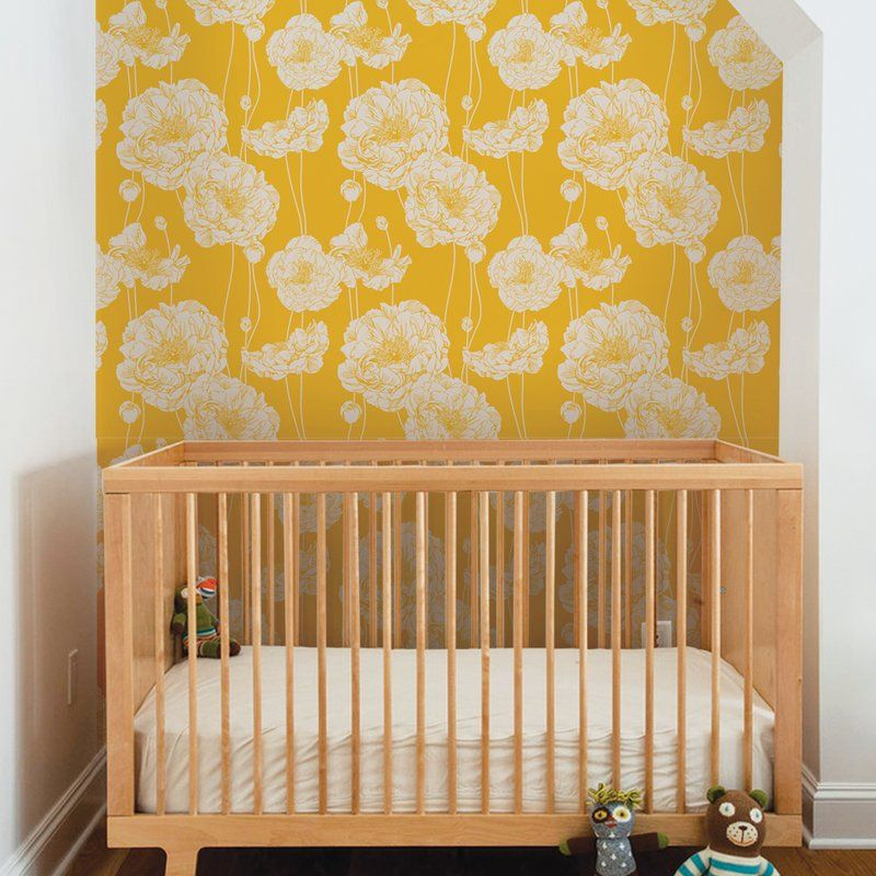 Pin By Louise Ingalls Sturges On Children In 2020 Wallpaper Panels Peel And Stick Wallpaper Peony Wallpaper