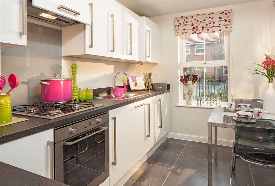 Barwick Kitchen Barratt Homes 23 Oct 13
