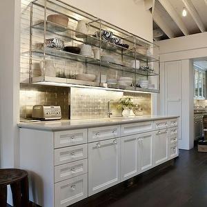 Silver Drawer Pulls Kitchen
