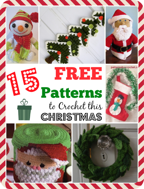 A collection of the cutest Free crochet patterns. (scheduled via http://www.tailwindapp.com?utm_source=pinterest&utm_medium=twpin&utm_content=post505155&utm_campaign=scheduler_attribution)
