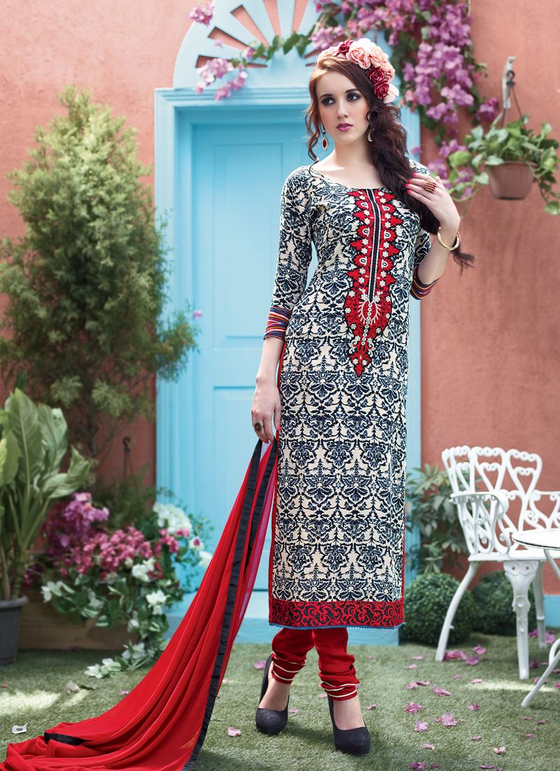 Artistry  Salwar Suits For Ethnic Collection(214D)  Please visit below link http://www.satrani.com/salwar-suits&catalog=546  For more queries,  email id: inquiry@satrani.com Contact no.: 09737746888(whats app available)