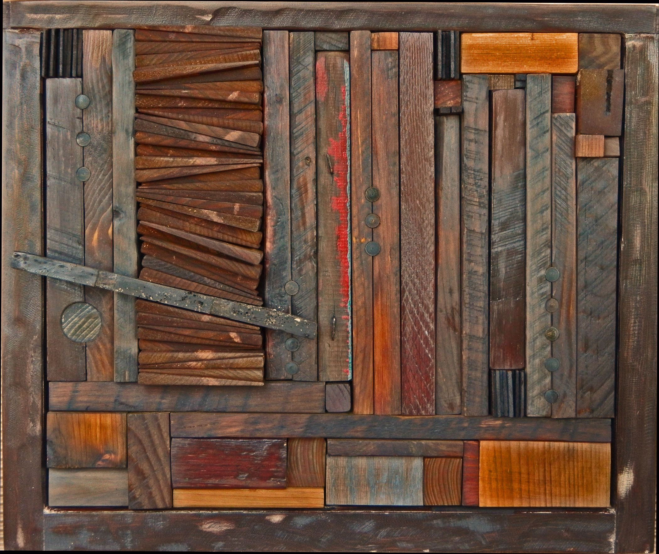 Wooden Wall Art rising downheather patterson (wood wall sculpture | wood wall