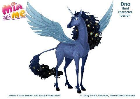 Mia and me unicorn ono cumplea os pinterest fantastique animaux fantastiques y animaux - Mia et moi licorne ...
