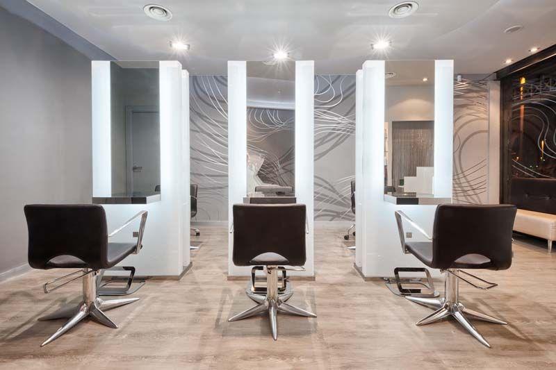 Mobiliario de peluquria y salones de belleza gamma for Disenos para peluquerias