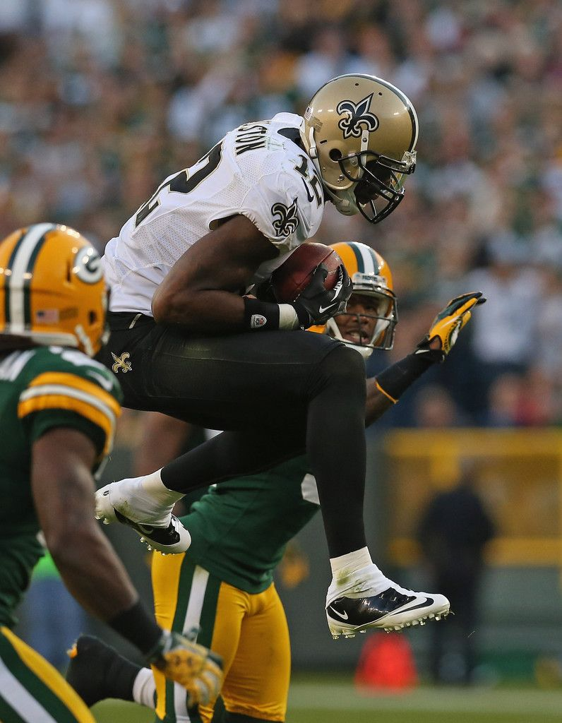 Marques Colston Photos Photos New Orleans Saints V Green Bay Packers New Orleans Saints Football New Orleans Saints Saints Football