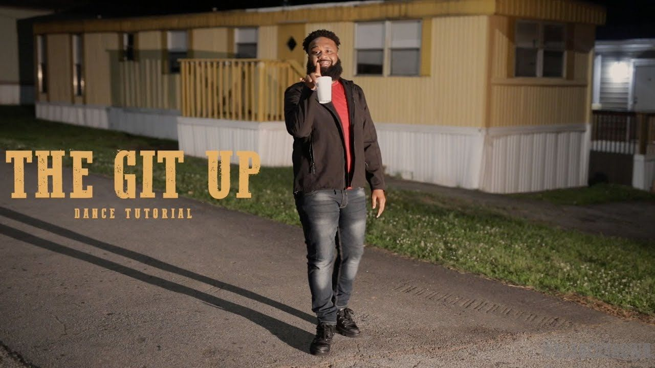 Blanco Brown - The Git Up (Tutorial) - YouTube | Music in