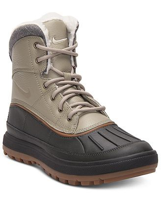 633bd306e1d Nike Men s Woodside II Outdoor Boots from Finish Line