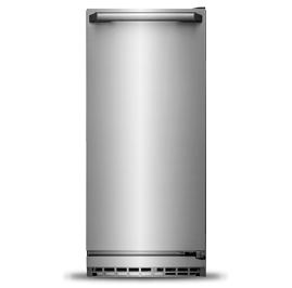 Machines A Glacons Machine A Glacons Encastrable D Une Capacite De 30 Livres Electrolux Cool Things To Buy Ice Maker
