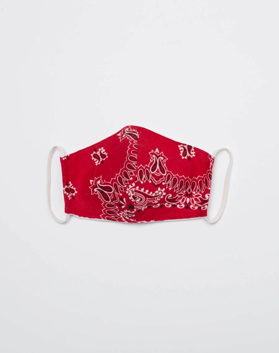 Red Bandana With Gradient Red Bandana Bandana Red
