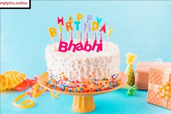 Birthday wishes to bhabhi Ji in Hindi & English With