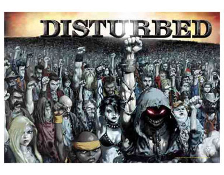 Disturbed. Ten Thousand Fists, Flag, Pictures, Flags