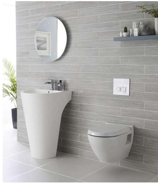 Pin By Sandraros On Decoracion 2020 Toilet Bathroom