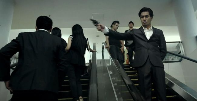 Watch First Trailer For The Raid 2 Berandal The Raid 2 Latest Movie Trailers Raid