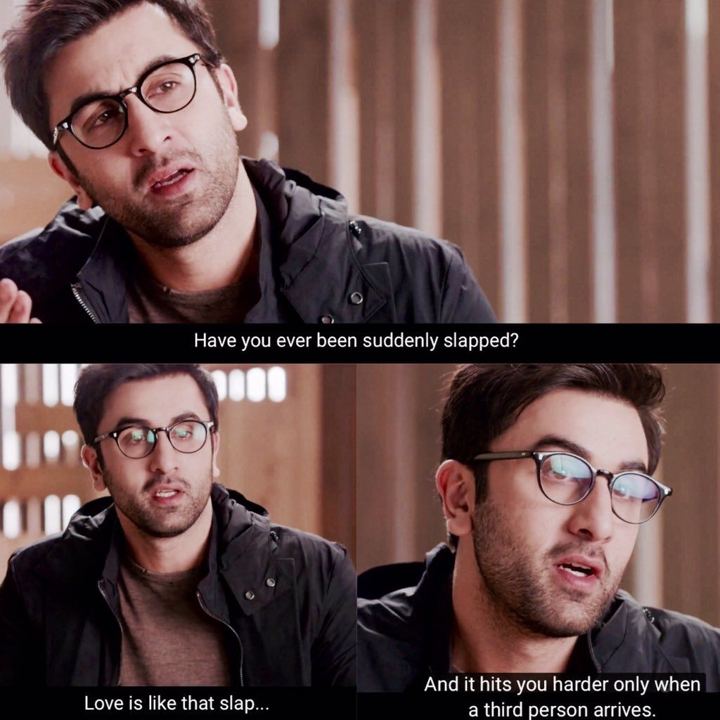 Ae Dil Hai Mushkil Dialogue In English Pin By A Z On Ae Dil Hai Mushkil Bollywood Quotes Famous Dialogues Filmy Quotes
