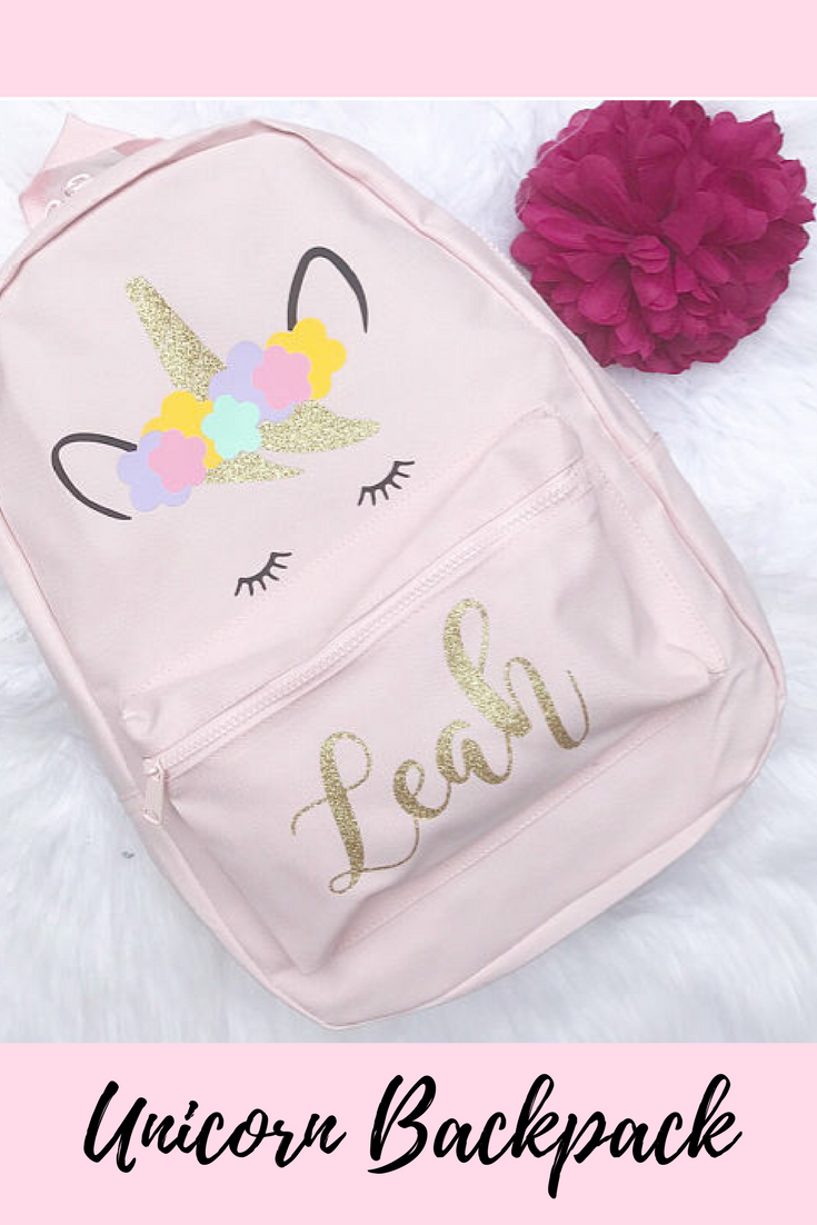 This Is Too Cute Unicorn Backpack