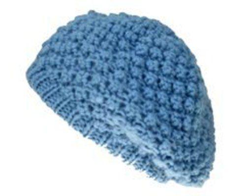 Pugs Gear Angelica Hat - Baby Blue Beret Pugs Gear http   www. f98695d7bc7