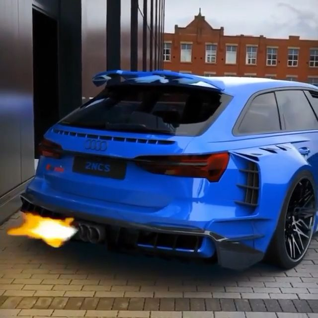 Audi Club – Amazing RS6 Avant 😍