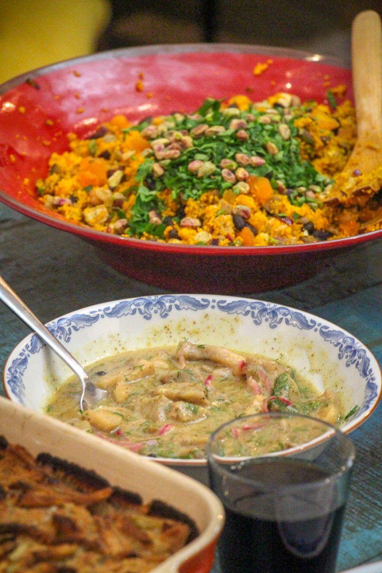 vegetarisk festmat sommar