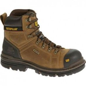 """Hauler 6"""" WP CT 6"""" WP Boot #caterpillar #catboots #boots #workboots #catclothing #construction #forsale"""