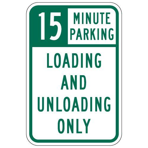 "Patient Parking Only Sign 12/"" x 18/"" Heavy Gauge Aluminum Signs"