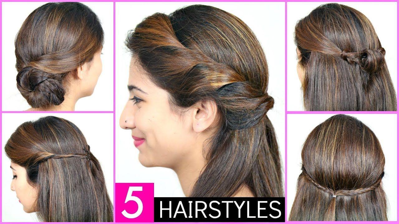 In just mins quick u easy heatless hairstyles anaysa