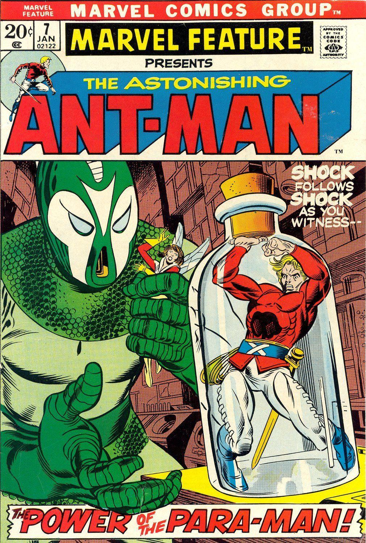 ANT-MAN   Comic Selects   Pinterest